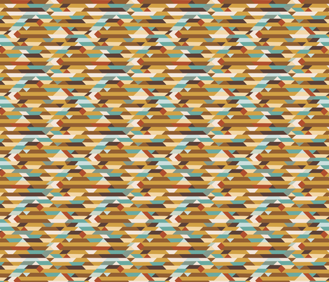 lost fabric by jaquelina on Spoonflower - custom fabric