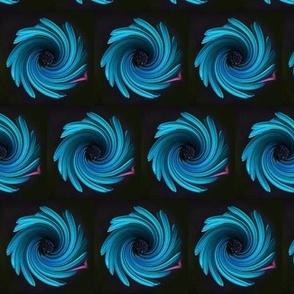 Osteo Spiral in Blue 2