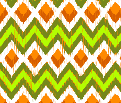 NATIVO - Limon fabric by marcador on Spoonflower - custom fabric