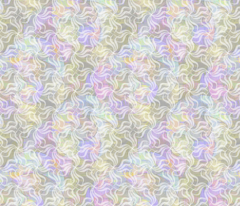 iris_swirley_whirlies fabric by glimmericks on Spoonflower - custom fabric