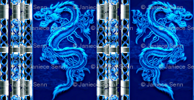 Blue Dragon DNA