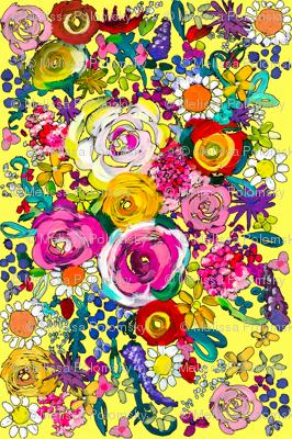 Les Fleurs // Yellow