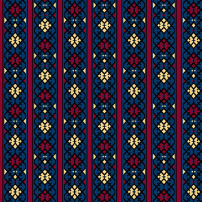 17th Century Kilim Border