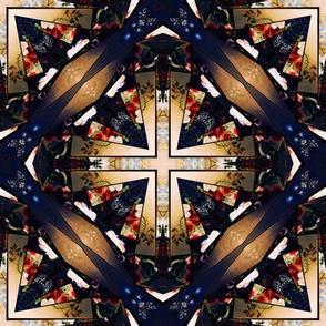 Crossed in Chrysanthemums