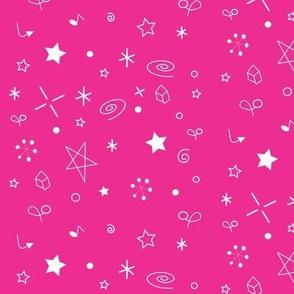 YGG-HotPink-Fabric-Design