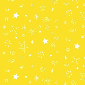 YGG-Yellow-Fabric-Design