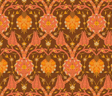 Serpentine 904a fabric by muhlenkott on Spoonflower - custom fabric