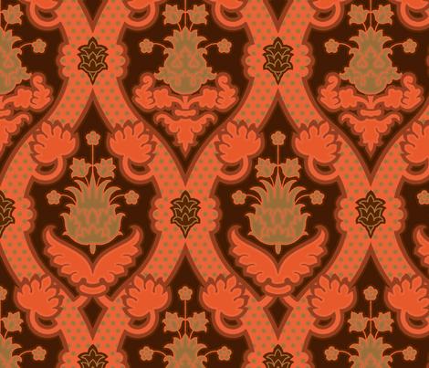 Serpentine 905a fabric by muhlenkott on Spoonflower - custom fabric