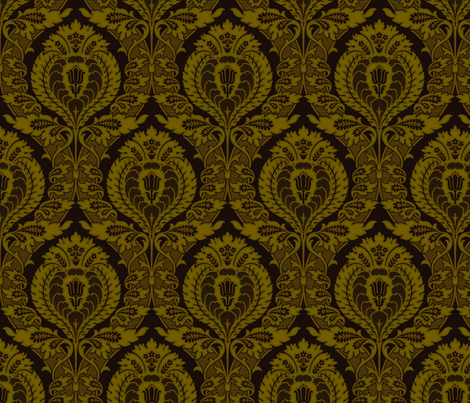 Serpentine 903a fabric by muhlenkott on Spoonflower - custom fabric