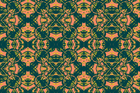 Adire 3, alt fabric by susaninparis on Spoonflower - custom fabric