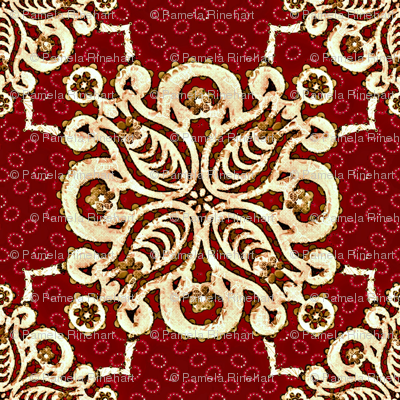damask_christmas mission