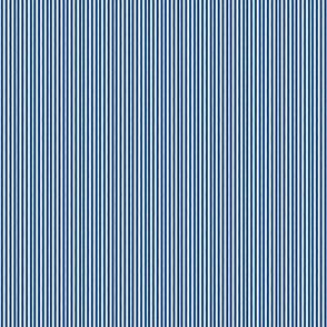 Preppy Stripes Navy Blue/White