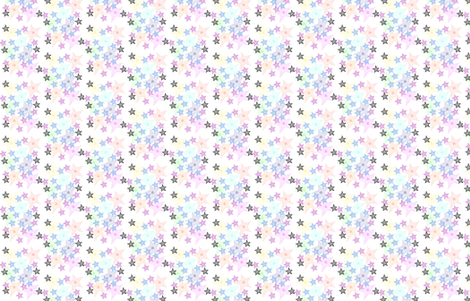 Bright Star fabric by modfox on Spoonflower - custom fabric
