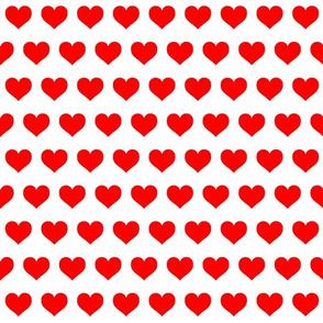 Heart patterned Bloomer-wear