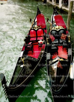 Red Gondolas
