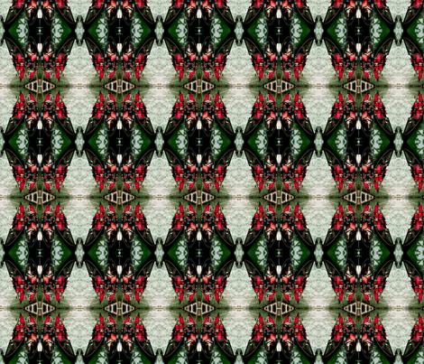 Red Gondolas fabric by studiogala on Spoonflower - custom fabric