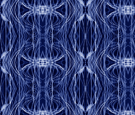jellyfish fabric by gingerbunn on Spoonflower - custom fabric