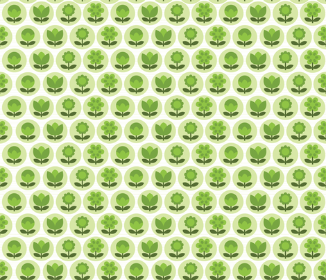 the Green stuff fabric by kfay on Spoonflower - custom fabric