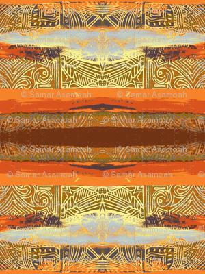 Stripy_Savannah-orange
