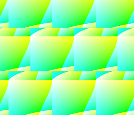 Green3 fabric by feebeedee on Spoonflower - custom fabric