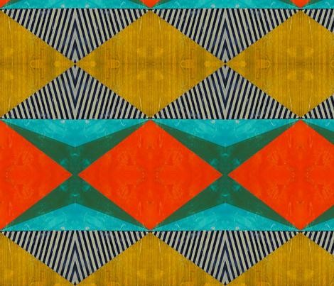 ny1228 fabric by jennifersanchezart on Spoonflower - custom fabric