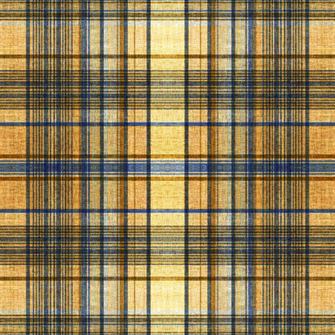 Plaid Glow fabric by joanmclemore on Spoonflower - custom fabric