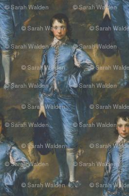 Thomas Gainsborough ~ The Blue Boy