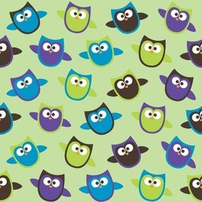 owl_mania_owls_lime