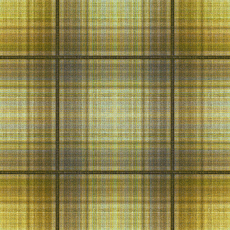 Plaid in mustard fabric by joanmclemore on Spoonflower - custom fabric