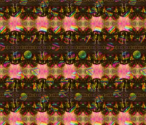 424 Colorful Buddha fabric by henriyoki on Spoonflower - custom fabric
