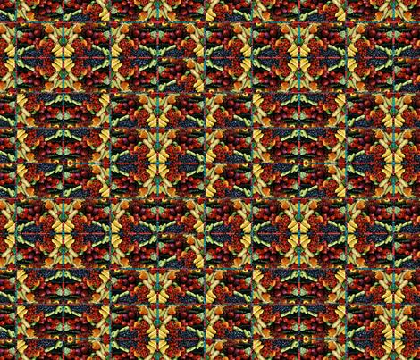 420 - Fruits fabric by henriyoki on Spoonflower - custom fabric