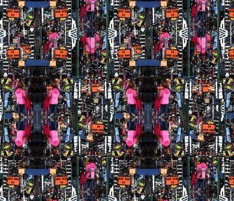 410 - Ground Zero fabric by henriyoki on Spoonflower - custom fabric