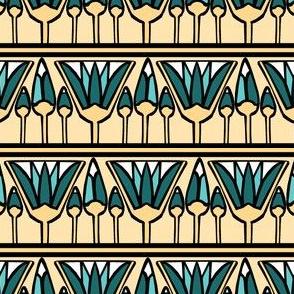 Teal Lotus