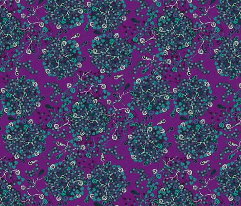 impassioned_organic _diagonally-3000 fabric by glimmericks on Spoonflower - custom fabric