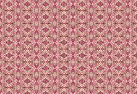 Quilted Rose and Sage 2 fabric by fireflower on Spoonflower - custom fabric