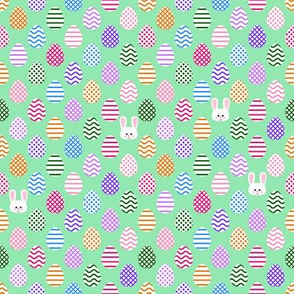 Tiny Eggs and Bunnies