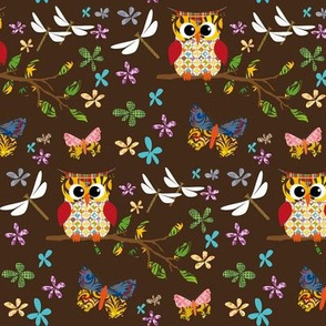 Pattern Owl