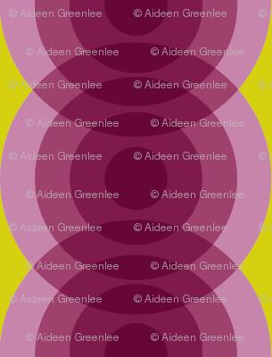 Circles- Ribena and lime