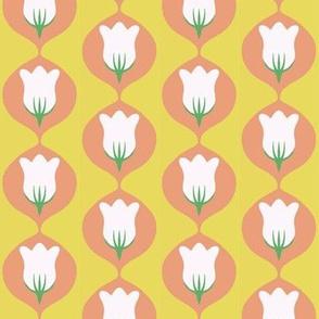 mid-century tulip