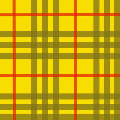 celtic gold plaid fabric by krs_expressions on Spoonflower - custom fabric