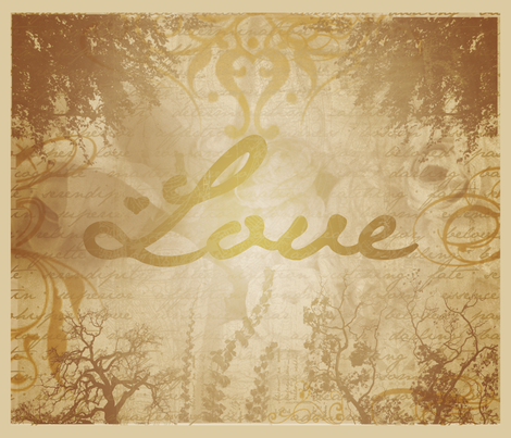 SummerLove fabric by joerin25 on Spoonflower - custom fabric