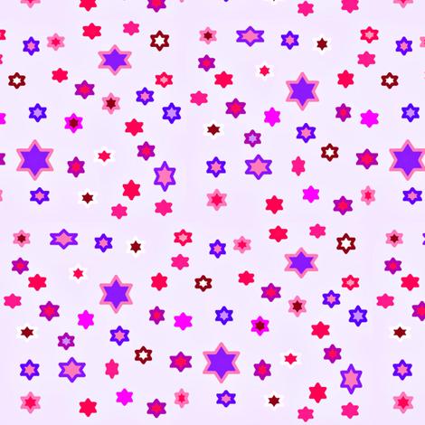 Miriam fabric by winterblossom on Spoonflower - custom fabric