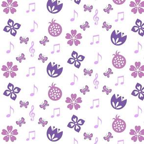 springtime music plain