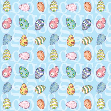 eggfabric fabric by dana_simson on Spoonflower - custom fabric