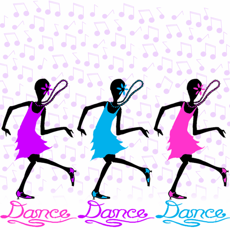 dance  fabric by krs_expressions on Spoonflower - custom fabric