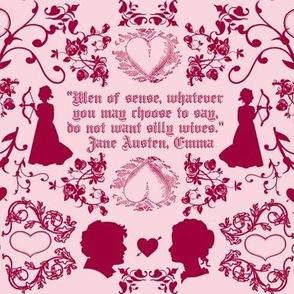 Emma Toile Jane Austen