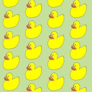 Hello Duckie!