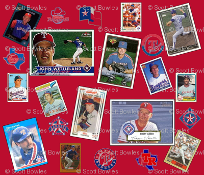 Texas Rangers Greats