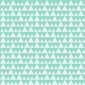 Mint Multi Triangles