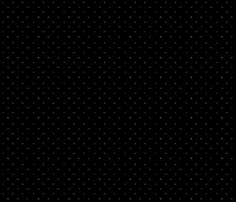 Zodiac Polka-Dots in black fabric by shanondiamond on Spoonflower - custom fabric